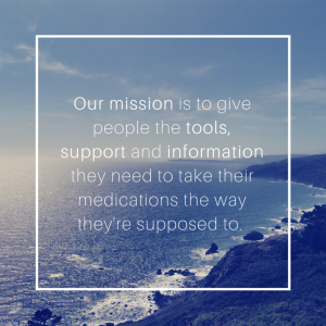 @MedisafeApp is on a #mission!