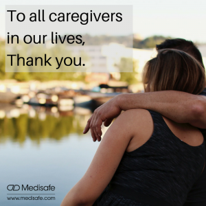 In appreciation to all caregivers out there.
