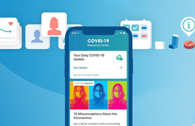 Medisafe and Everyday Health Team Up to Provide Patients with Coronavirus Updates