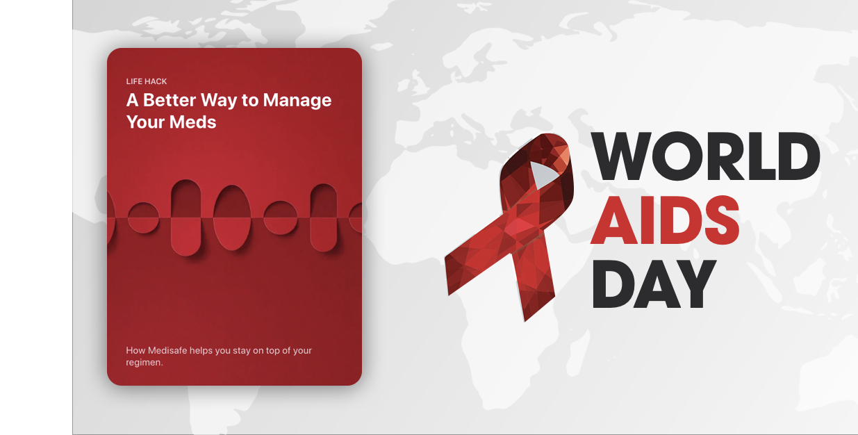 World AIDS Day feature on the App Store, Dec. 1 2020