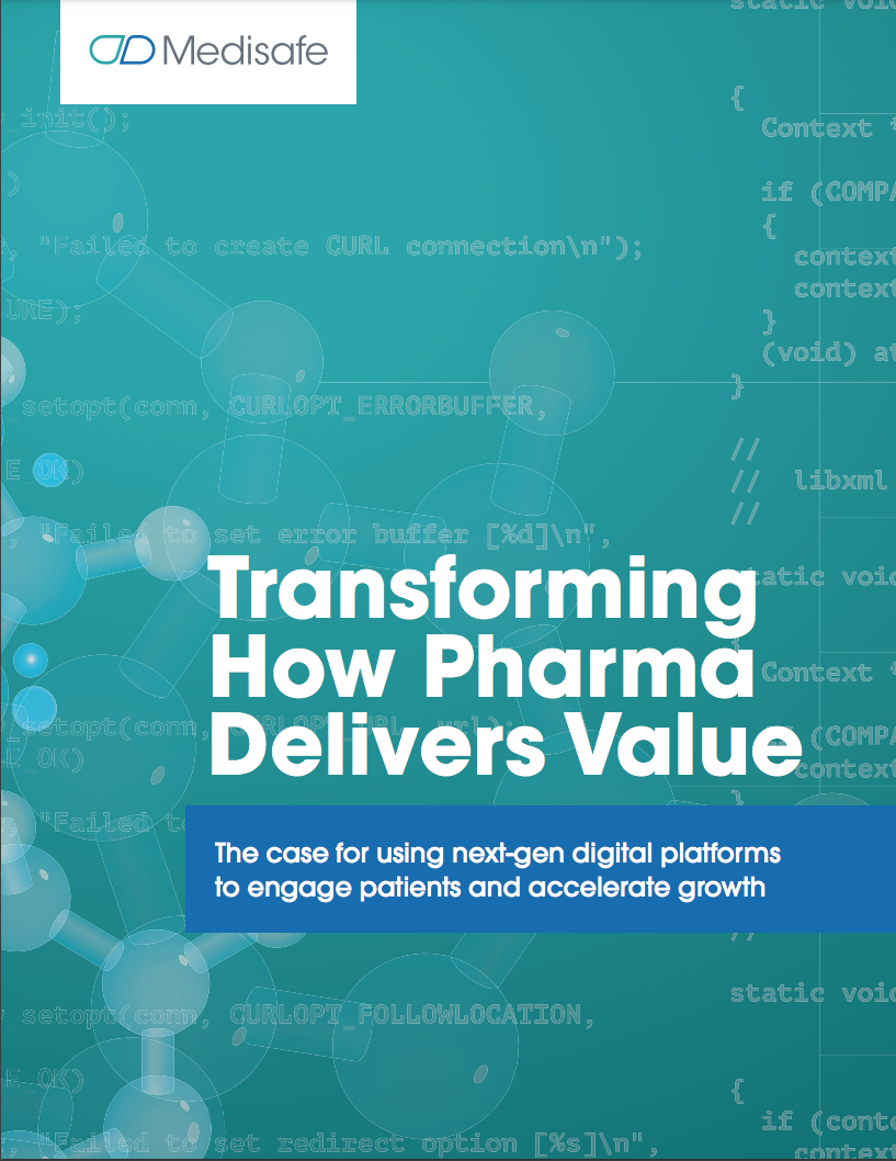 Transforming How Pharma Delivers Value