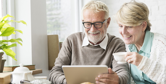 Seniors are the new tech adopters